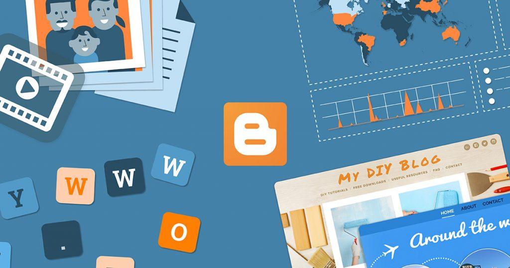 Blogspot: Free website hosts